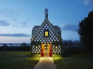 A House for Essex exterior