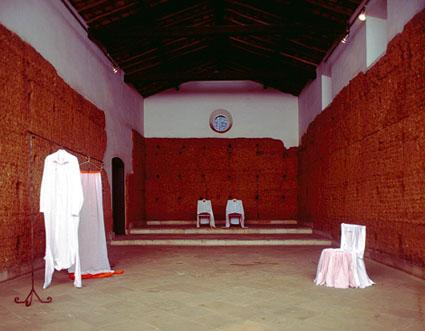 jose leonilson -capela do morumbi
