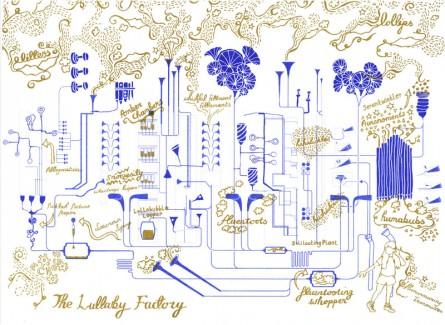 Studio Weave Lullaby Factory Design