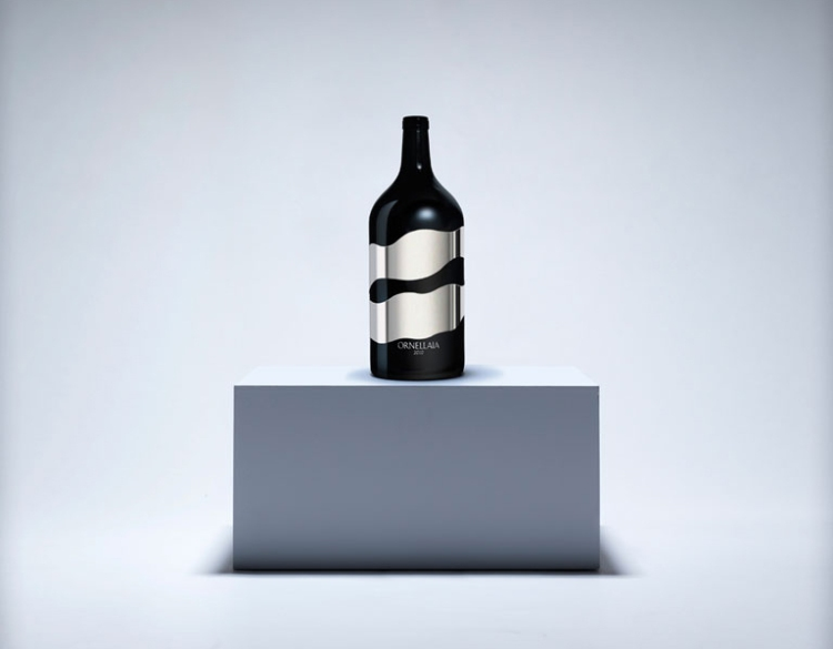 pistoletto double magnum ornellaia 2010