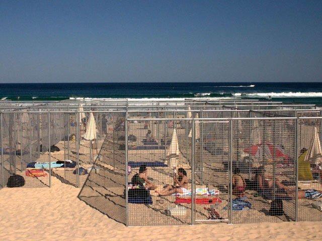 21 Beach Cells