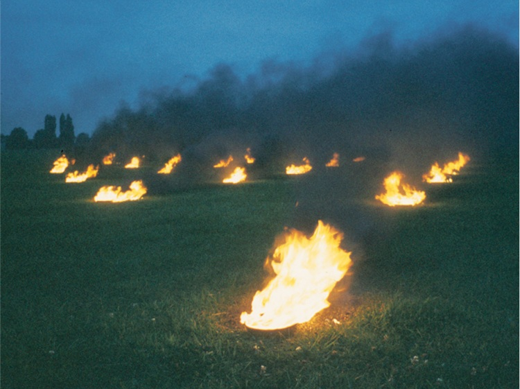 A McCall Landscape for fire 1972