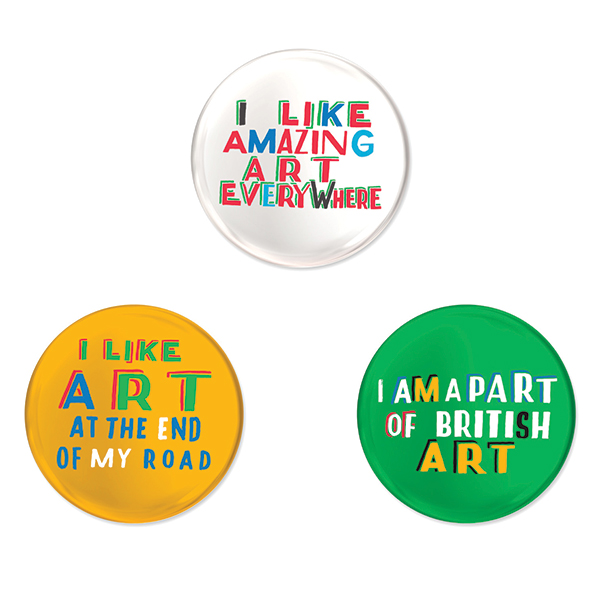AE BRS Badge