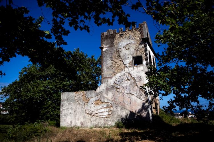 W&T_2012_Vhils - Abraáar a ruina_Photo Rui Soares_001