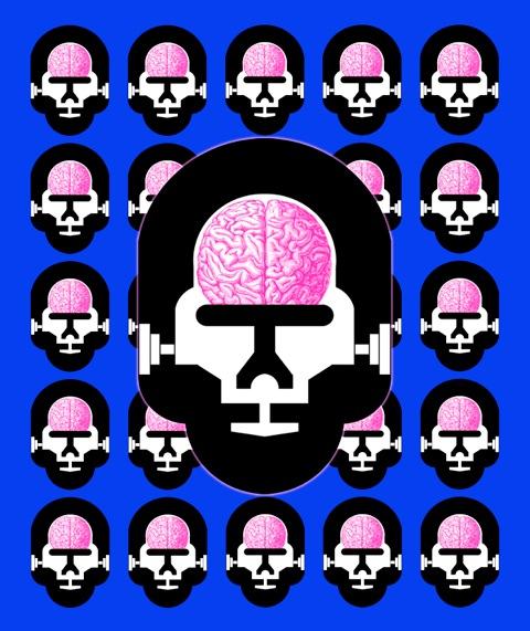 Nick Turvey fortress brain multiple