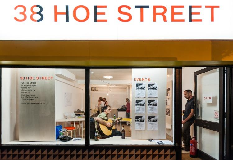 38-hoe-street-launch