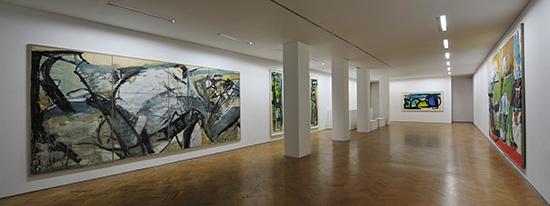 Peter Lanyon MuralStudiesinstallation1
