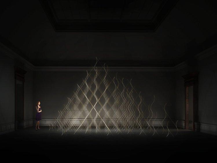 Concept image by Kengo Kuma
