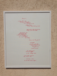 D Moore K Davis_Scar poem_frameoutdoor_mm