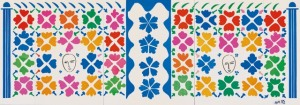 Matisse_Large composition with masks_1953