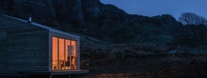 Sweeney's Bothy _night