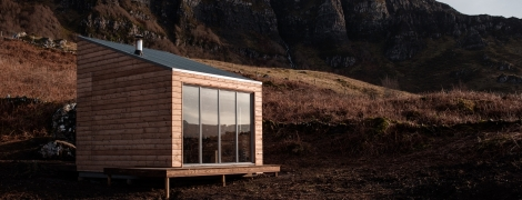 The Bothy Project, Scotland