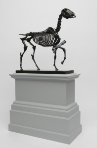 H Haacke 4th plinth model
