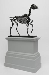 H Haacke 4th plinth model