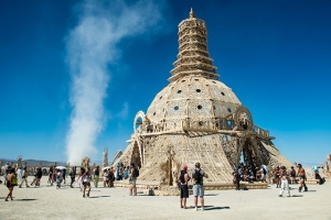 Temple of Grace Burning Man
