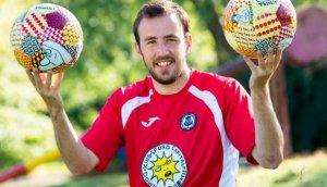 Barry McGee Fantastic Footballs ptfc