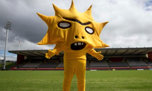 David Shrigley, Kingsford. Partick Thistle FC