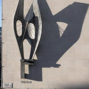 Barbara Hepworth. Winged Figure