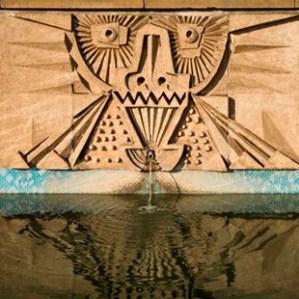 William Mitchell. Water Gardens.