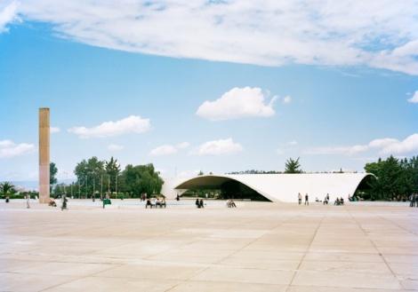 Jason Oddy: Concrete Spring – Oscar Niemeyer, Algeria and the Architecture ofRevolution