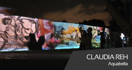 Claudia Reh, Aquabella