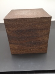 Ai Weiwei, Tea Cube, 2008 100 x 100 x 100 cm