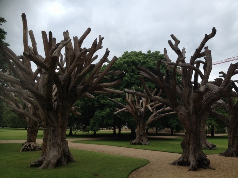 Ai Weiwei: Cubes and Trees. The Heong Gallery, Cambridge. June–9 October2016