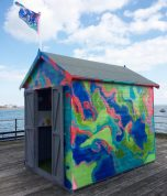 Fraser Muggeridge Studio, Radical Essex Beach Hut