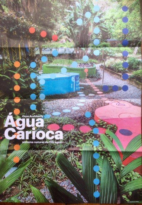 Água Carioca – Ooze Architects. Constructed Wetlands, Rio de Janeiro. November 2016 – March2017