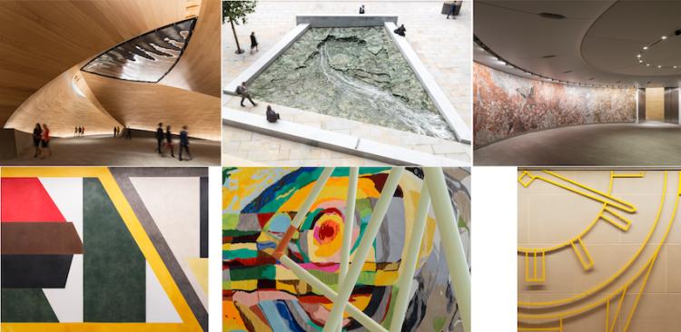 Bloomberg-Installations