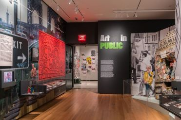 Art in the Open. Installation view, Museum of the City of New York.Rob Stephenson courtesy of Museum of the City of New York