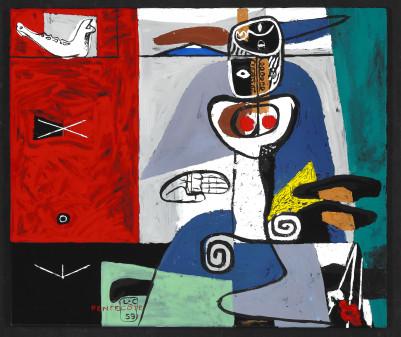 Le Corbusier, Pentecote 1959