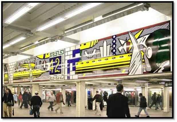 Roy Lichtenstein NY PA