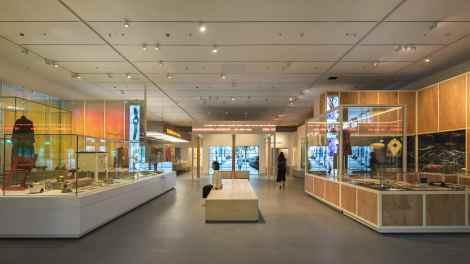 V&A Gallery at Design Society, Shekou, Shenzhen,China