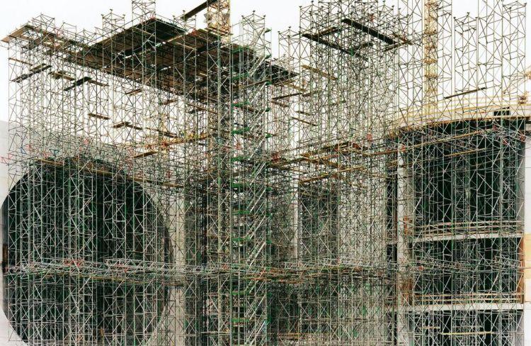Frank Thiel, Stadt-(Berlin), 2001 preview