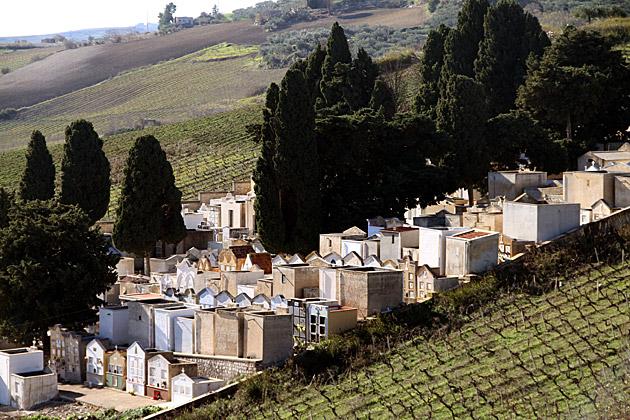 Gibellina-Cemetery - Colombarium