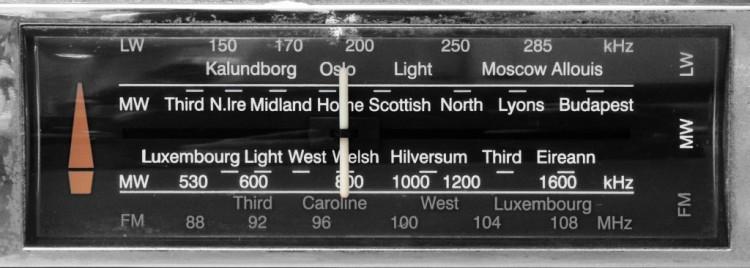 bush Radio 1953