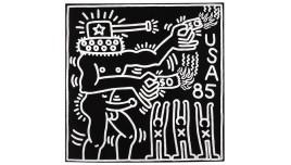 Keith Haring USA 85