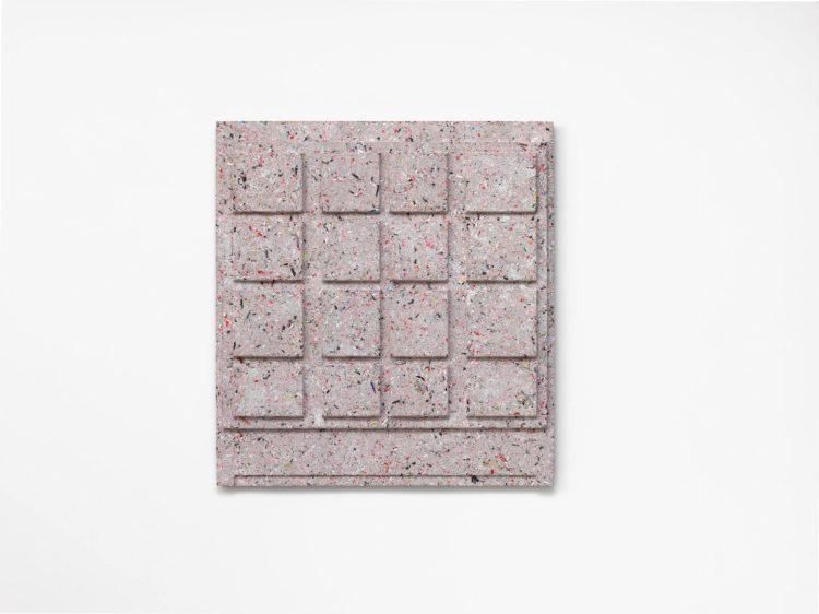 Rachel Whiteread. sixteen squares