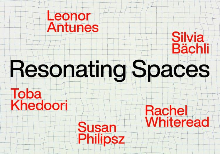 Resonating Spaces poster 1