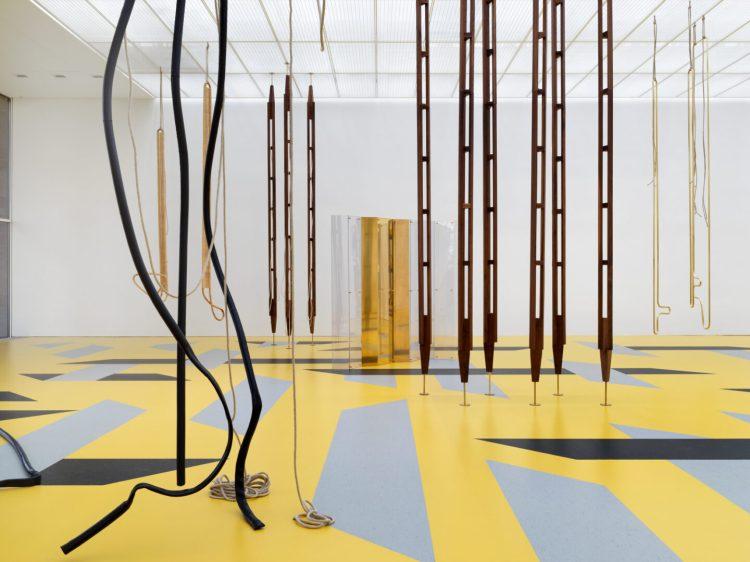 Resonating Spaces. Leonor Antunes 4