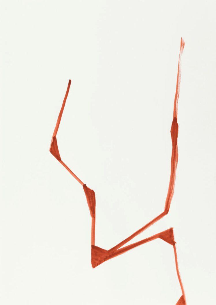 Resonating Spaces. Silvia Bächli Untitled 2013
