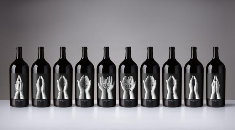 Ornellaia 2016 Vendemmia d'Artista La Tensione_ 10 Imperial bottles